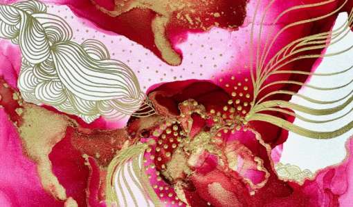 Trend: Alcohol Ink