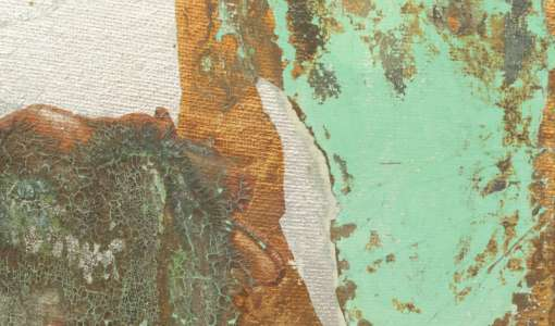Oxidationsfarben und Patina