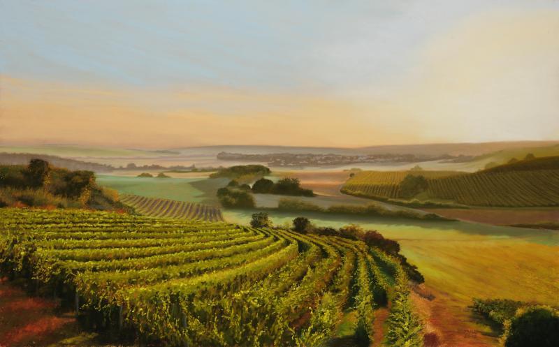 Das moderne Pastell - Einführung in die Landschaftsmalerei