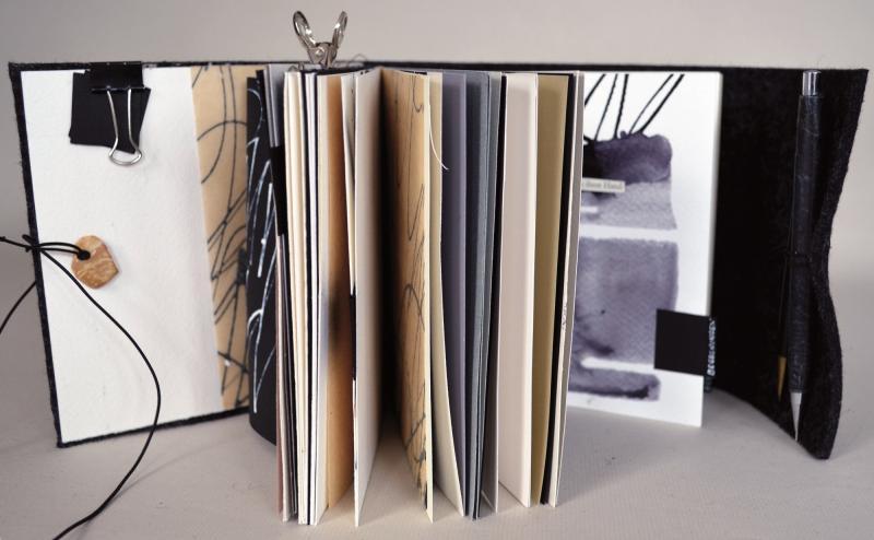 Art Journaling - Reisetagebuch