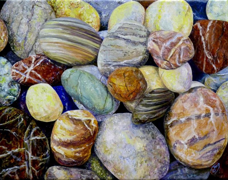 Wunderwelt Steine