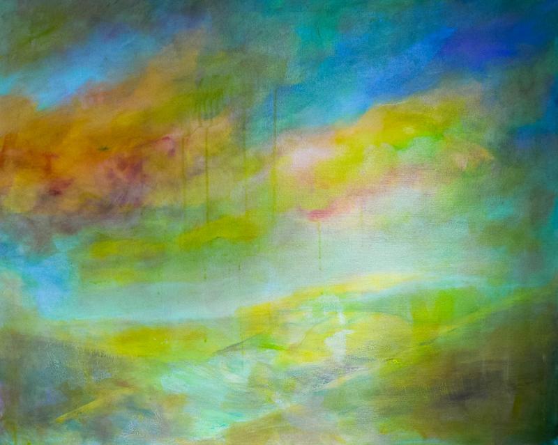 Von der Landschaft in die Abstraktion