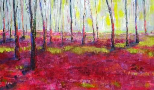 Wald abstrahiert