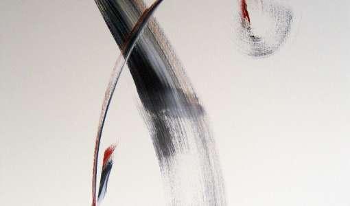 Minimalismus in Acryl – Manchmal ist weniger mehr